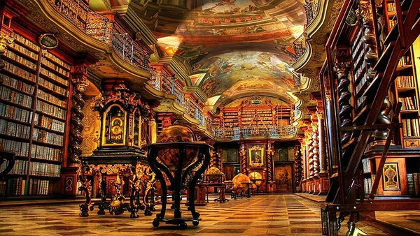 Chiêm ngưỡng những thư viện hoành tráng và đẹp mắt nhất thế giới 2