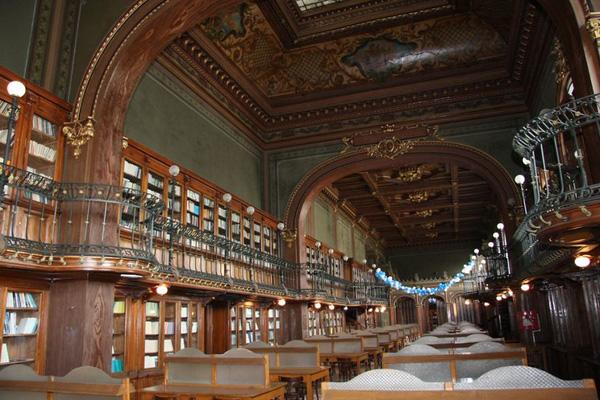 Chiêm ngưỡng những thư viện hoành tráng và đẹp mắt nhất thế giới 24