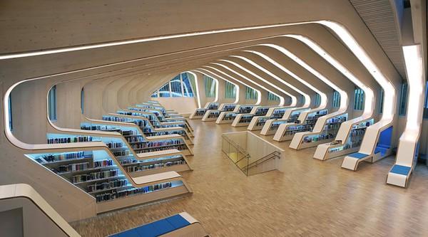 Chiêm ngưỡng những thư viện hoành tráng và đẹp mắt nhất thế giới 25