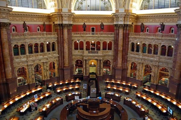 Chiêm ngưỡng những thư viện hoành tráng và đẹp mắt nhất thế giới 26