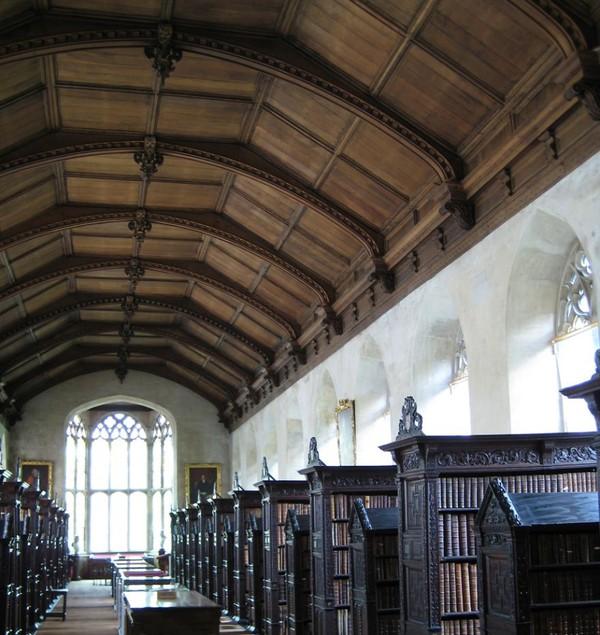 Chiêm ngưỡng những thư viện hoành tráng và đẹp mắt nhất thế giới 27
