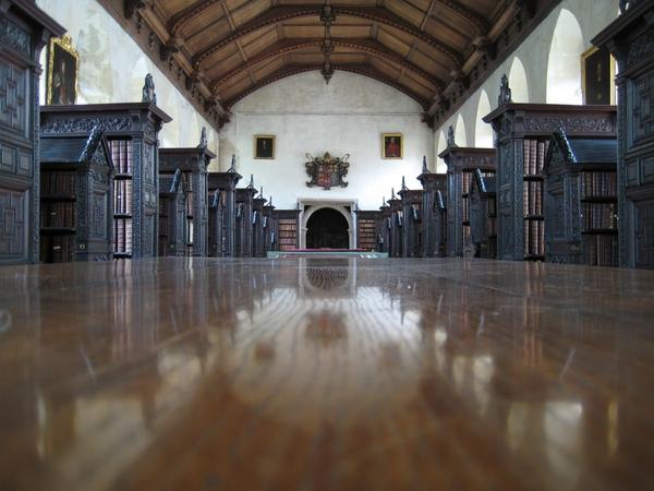 Chiêm ngưỡng những thư viện hoành tráng và đẹp mắt nhất thế giới 28