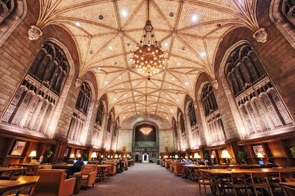 Chiêm ngưỡng những thư viện hoành tráng và đẹp mắt nhất thế giới 29