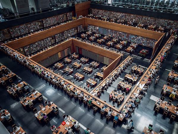 Chiêm ngưỡng những thư viện hoành tráng và đẹp mắt nhất thế giới 30