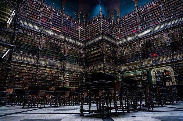 Chiêm ngưỡng những thư viện hoành tráng và đẹp mắt nhất thế giới 3