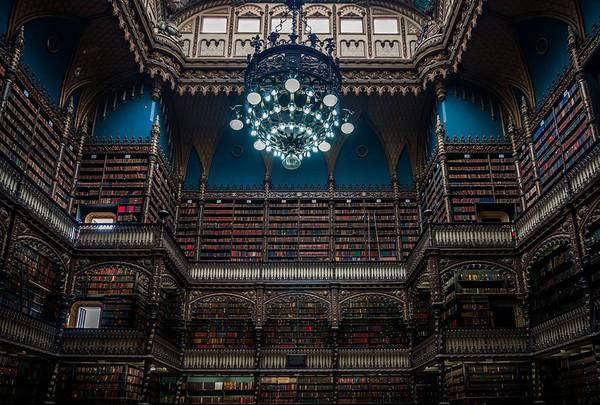 Chiêm ngưỡng những thư viện hoành tráng và đẹp mắt nhất thế giới 4