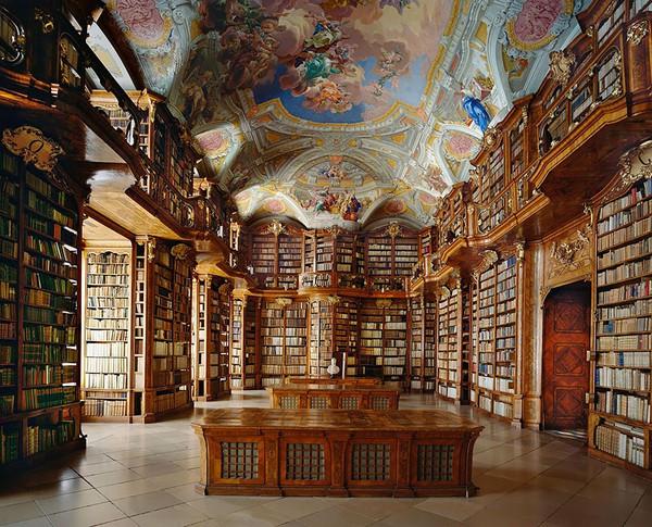 Chiêm ngưỡng những thư viện hoành tráng và đẹp mắt nhất thế giới 6