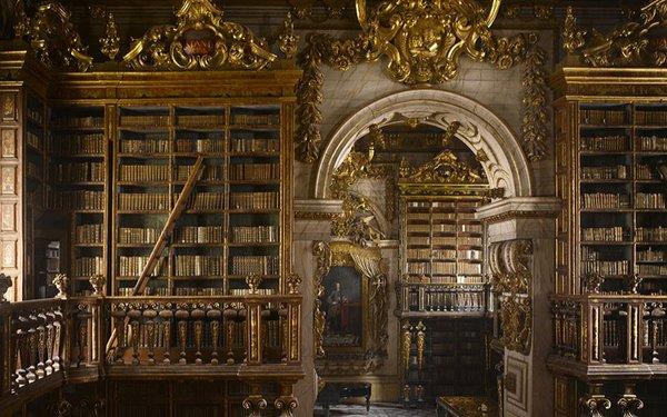 Chiêm ngưỡng những thư viện hoành tráng và đẹp mắt nhất thế giới 21