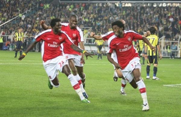 Điểm lại những chuyến làm khách chói sáng của Arsenal 5