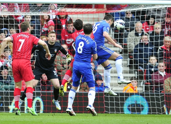 Chelsea Thua Southampton 1 2 Chelsea Thua Southampton 1 2