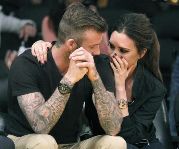 """Beckham bị phát hiện đang dần """"mất gốc"""" 2"""
