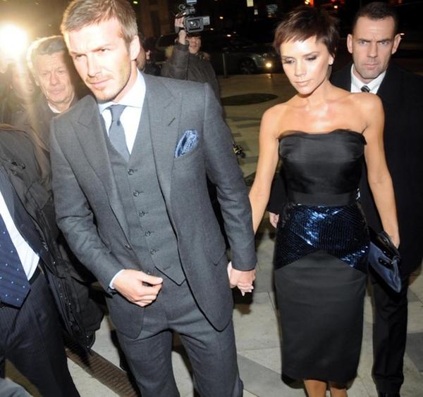 """Beckham bị phát hiện đang dần """"mất gốc"""" 1"""