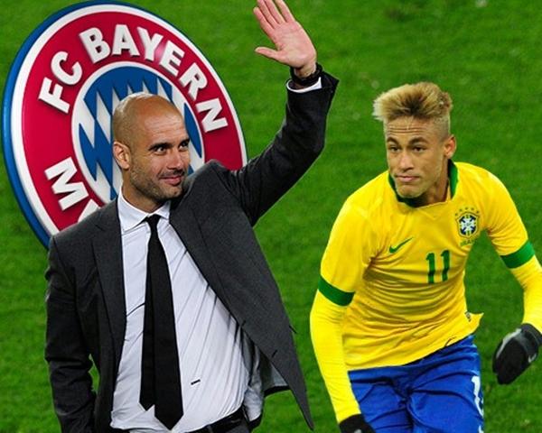 Rộ tin Neymar đã kí hợp đồng với Bayern Munich 3