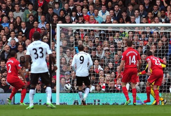 Fulham 1-3 Liverpool: Sturridge tỏa sáng 1