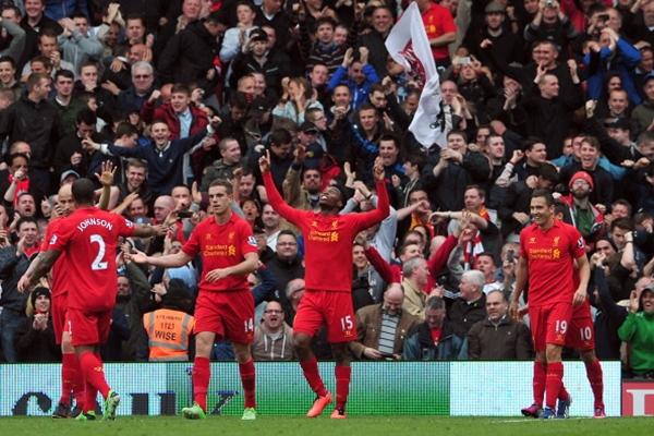 Fulham 1-3 Liverpool: Sturridge tỏa sáng 2