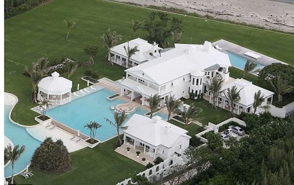 Céline Dion bán siêu biệt thự có công viên nước giá 1.600 tỷ 5