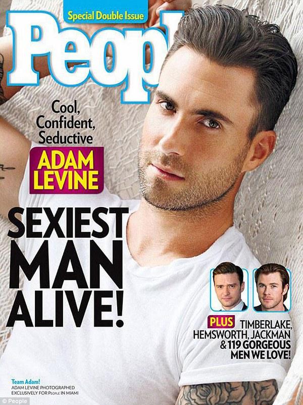 Adam Levine bị soi ảnh xấu xí thời niên thiếu 1