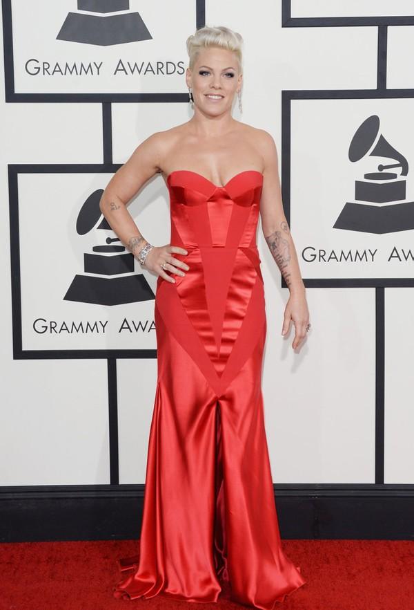 """Loạt sao đình đám quy tụ ở lễ trao giải """"Grammy 2014"""" 12"""