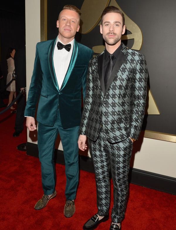 """Loạt sao đình đám quy tụ ở lễ trao giải """"Grammy 2014"""" 5"""