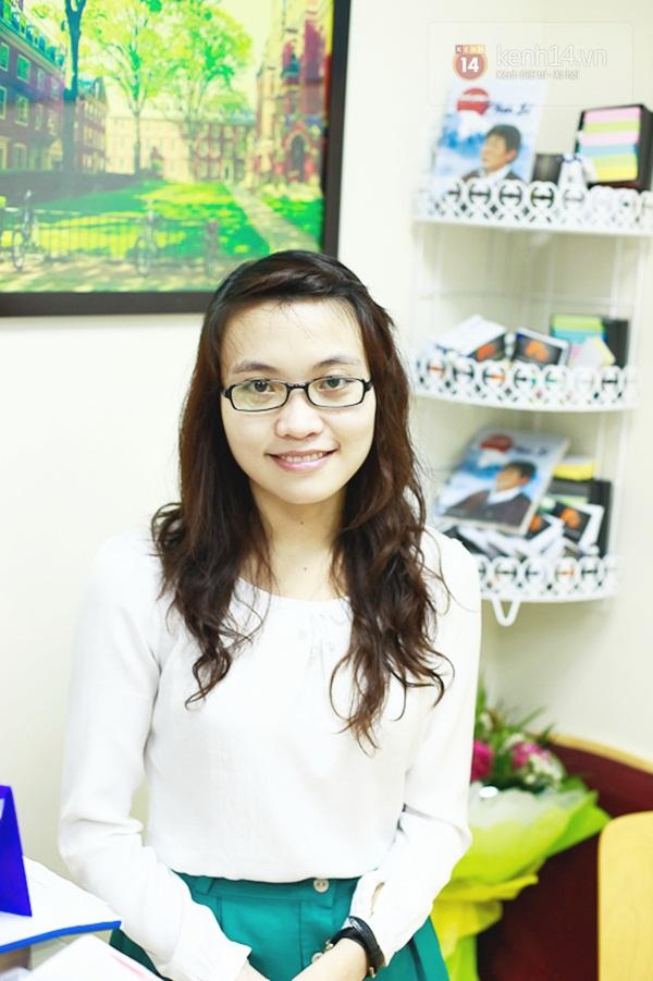 """Cô gái """"tỉnh lẻ"""" kiếm tiền trăm triệu trên đất Hà Nội 1"""