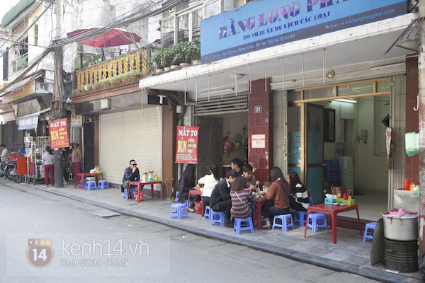 Đi ăn bún mọc, sườn dọc mùng ngon rẻ ở ngay khu phố cổ  1