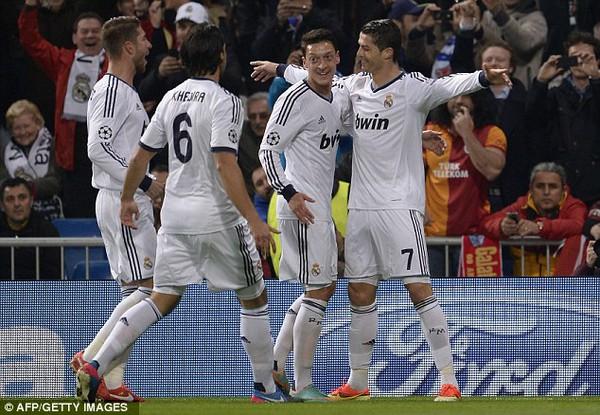 Nhìn lại trận thắng vùi dập của Kền kền trắng Real Madrid 6