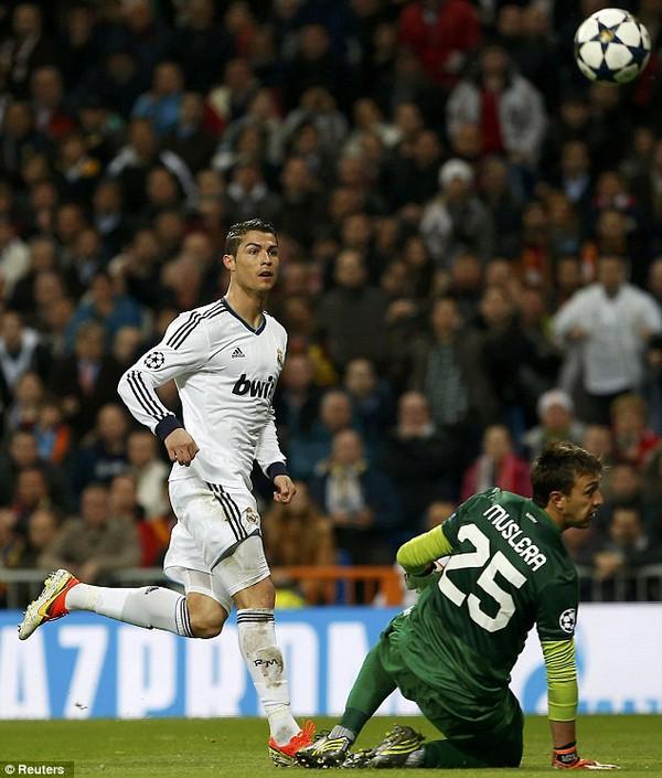 Nhìn lại trận thắng vùi dập của Kền kền trắng Real Madrid 5
