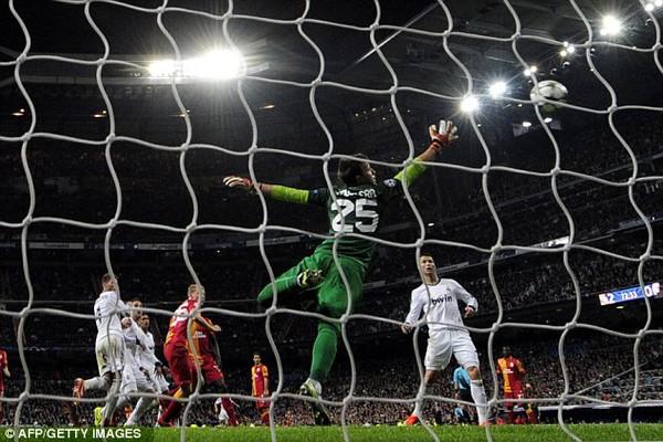 Nhìn lại trận thắng vùi dập của Kền kền trắng Real Madrid 20