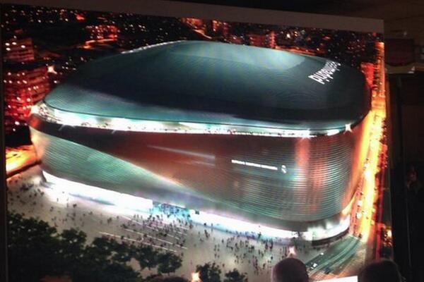 """Chiêm ngưỡng """"siêu SVĐ"""" 11.000 tỷ VNĐ của Real Madrid 4"""