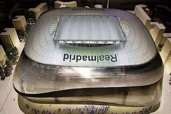 """Chiêm ngưỡng """"siêu SVĐ"""" 11.000 tỷ VNĐ của Real Madrid 6"""