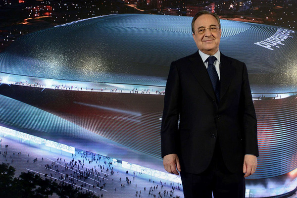 """Chiêm ngưỡng """"siêu SVĐ"""" 11.000 tỷ VNĐ của Real Madrid 1"""
