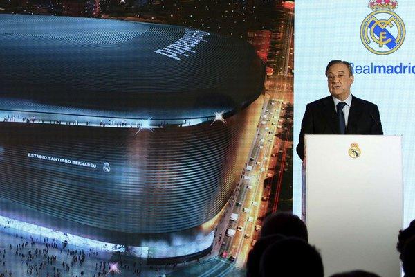 """Chiêm ngưỡng """"siêu SVĐ"""" 11.000 tỷ VNĐ của Real Madrid 2"""