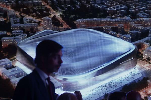 """Chiêm ngưỡng """"siêu SVĐ"""" 11.000 tỷ VNĐ của Real Madrid 7"""