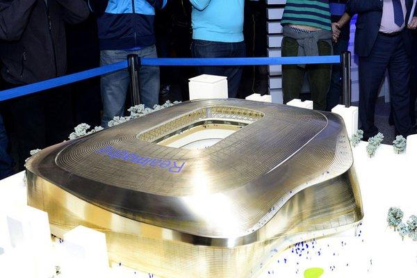 """Chiêm ngưỡng """"siêu SVĐ"""" 11.000 tỷ VNĐ của Real Madrid 9"""