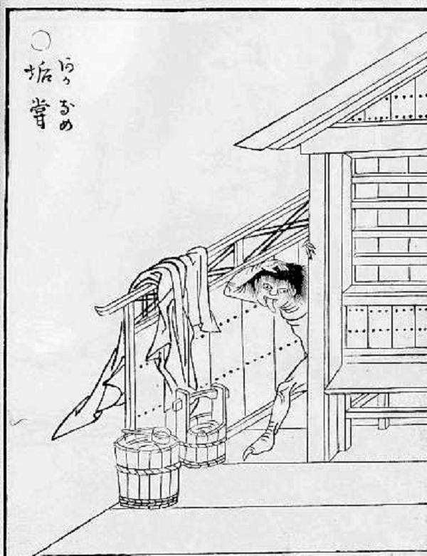 Đi tìm quái vật nhà tắm buổi đêm ở Nhật Bản 7