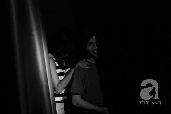 Nhà hàng bóng tối do người khiếm thị phục vụ lần đầu tiên xuất hiện ở Việt Nam 11