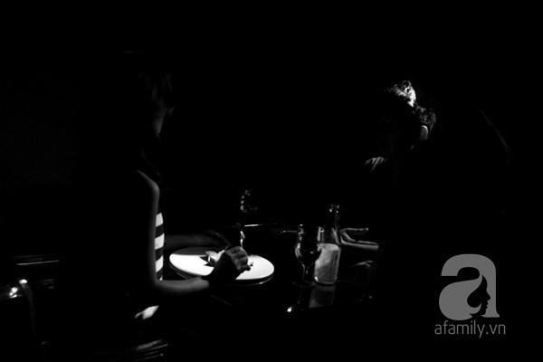 Nhà hàng bóng tối do người khiếm thị phục vụ lần đầu tiên xuất hiện ở Việt Nam 18
