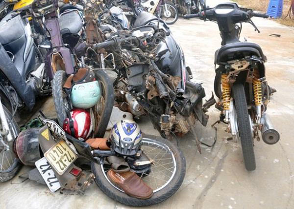 Xe BMW tông chết 2 người được mượn từ một công an khác 2