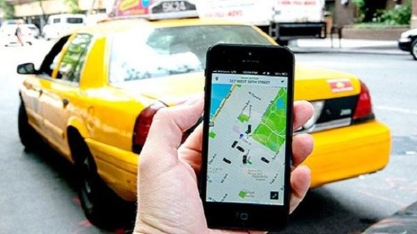Taxi Uber hoàn toàn có thể kiểm soát được 1