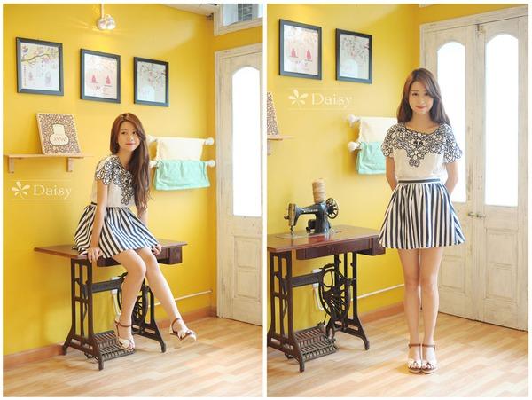 """Daisy - Quỳnh Anh Shyn: Style cực kool """"Phía trước những ngày hè"""" 12"""