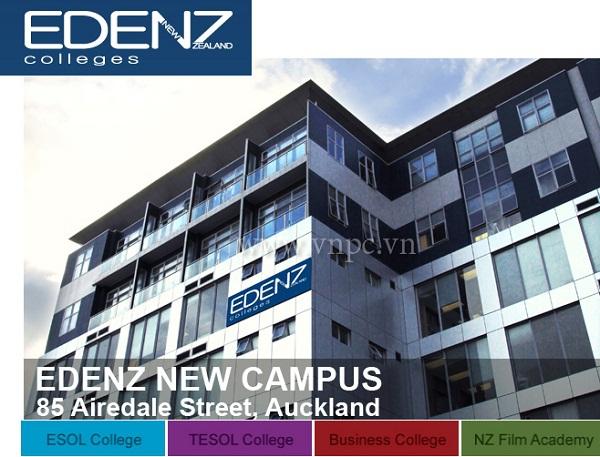 Học tại EDENZ New Zealand – Cơ hội làm việc và định cư 1