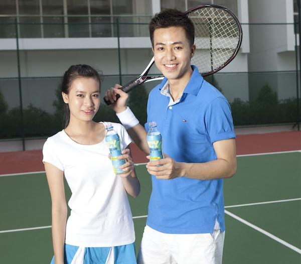 """Uống nước khi chơi thể thao: Nguyên tắc """"3 đúng"""" 1"""