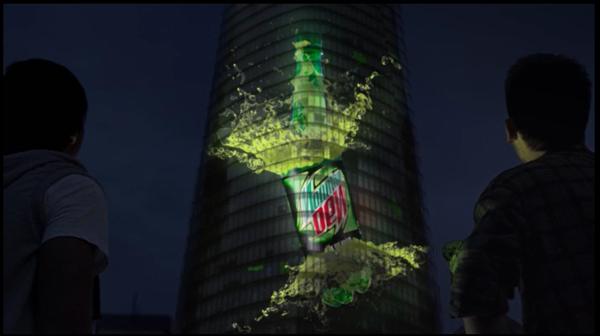 """""""Cực choáng"""" ngắm tòa nhà Bitexco đổi màu 4"""
