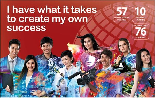 Hội thảo học bổng du học MDIS Singapore 3