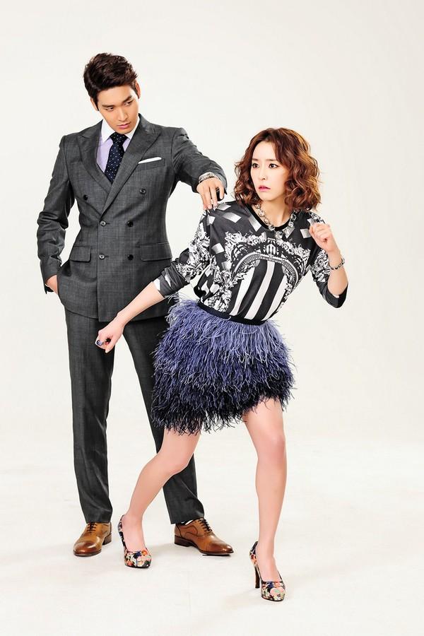 """Jung Yoo Mi làm """"Tiểu thư kênh kiệu"""" trong """"Mẹ ơi, cố lên!"""" 10"""