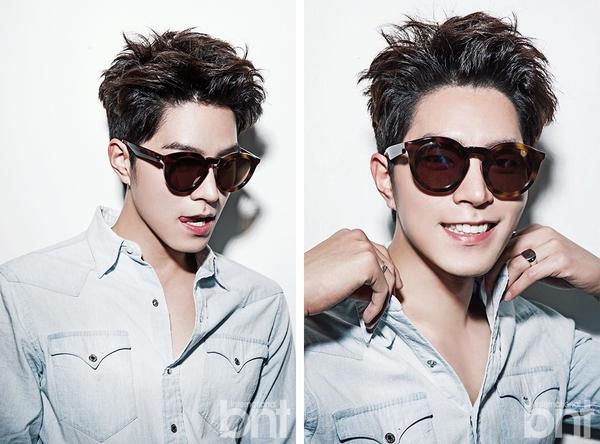 Hong Jong Hyun - chàng người mẫu đa tài của