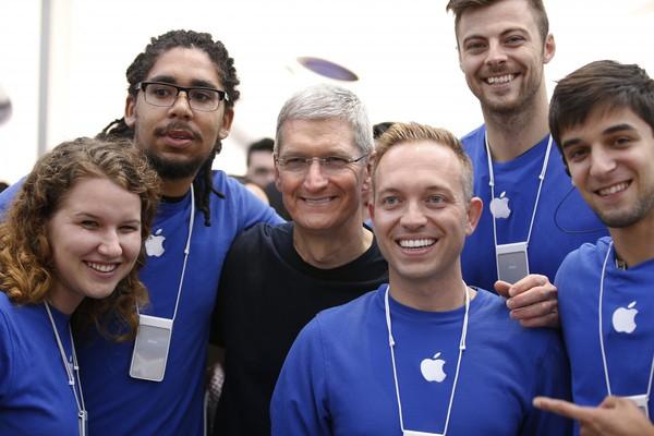 """Những con số """"khổng lồ"""" chứng tỏ sức mạnh của Apple 10"""