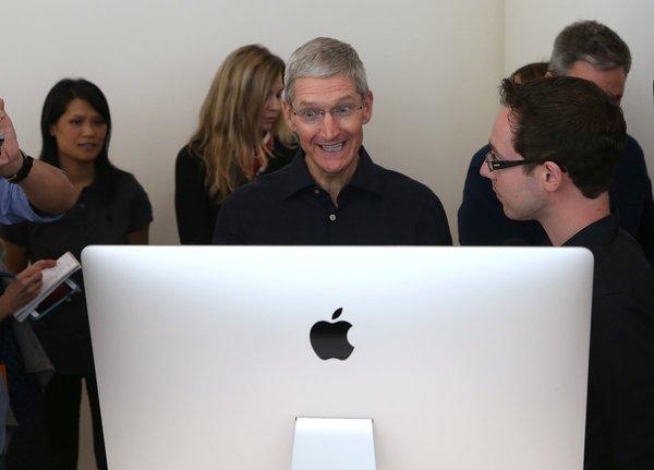 """Những con số """"khổng lồ"""" chứng tỏ sức mạnh của Apple 4"""
