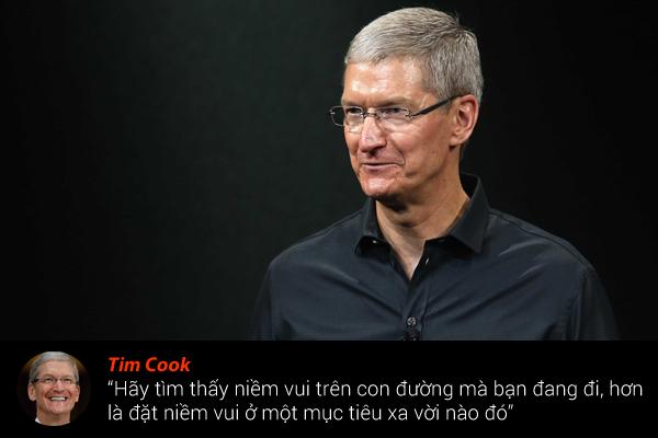 Những điều ít biết về CEO đương nhiệm của Apple 2