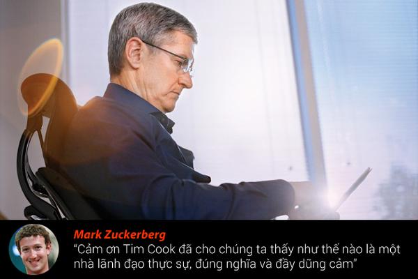 Những điều ít biết về CEO đương nhiệm của Apple 1